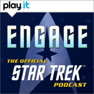 Engage: The Official Star Trek Podcast with Jordan Hoffman