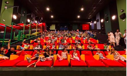 Jungle Gym Cinemas: A Jordan Hoffman rant