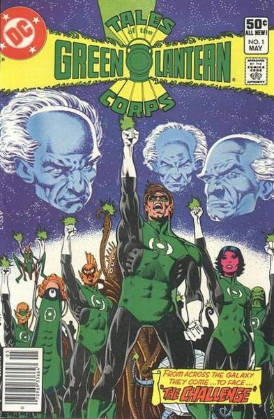 393px-Tales_of_the_Green_Lantern_Corps_1